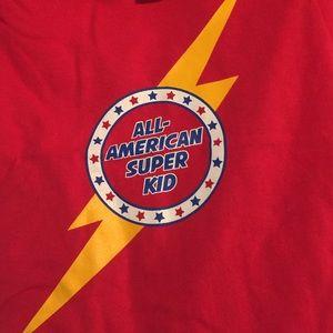 🐶Buy 3/$15🐶  All American Super Kid, Toddler Tee